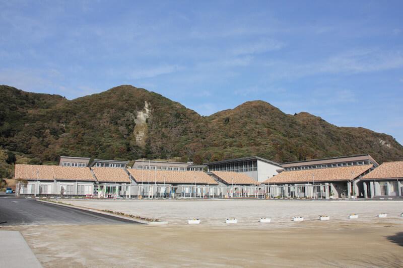 旧七浦小学校